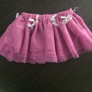 Amy Coe Other - 💎Baby Girls Glitter Bow Tutu Skirt