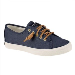 NEW Sperry Top-Sider Seacoast Canvas Sneaker