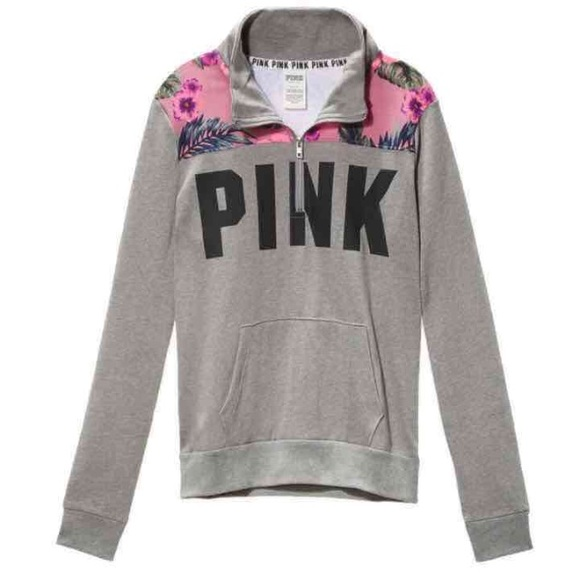 17% off PINK Victoria's Secret Sweaters - SOLD HTF vs pink ...
