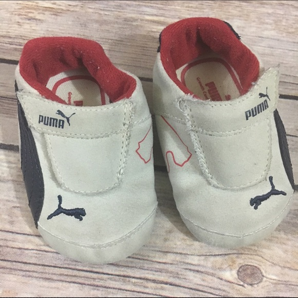 77de241ceeaea Puma Slip On Soft Soled Shoes Future Cat Crib Shoe
