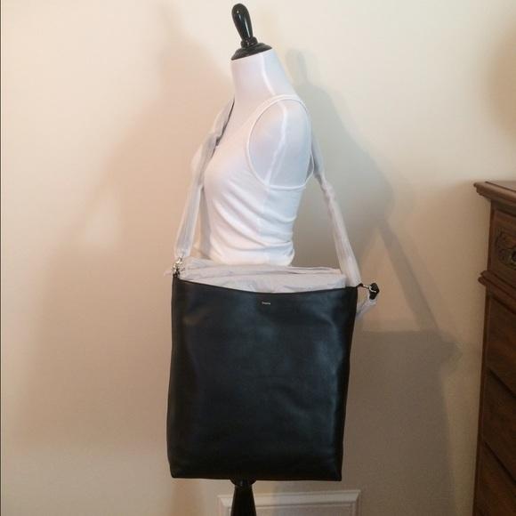 b7face4fd98 Theory Bags | Womens Black Linden Bucket Bag | Poshmark
