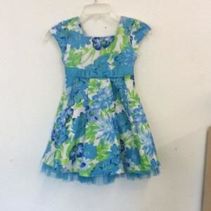 Other - Jona Michelle floral dress . Size 5