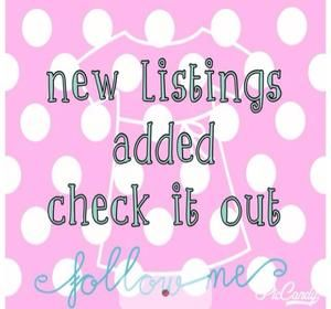 Other - New listings - bundle for additional savings