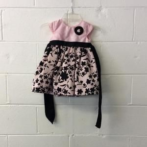 Other - Marmellata sz 18 month pink and black dress