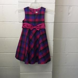 Other - Rare Editions plaid dress. Size 4T