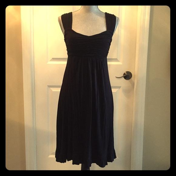 Kensie Girl - Kensie Girl Black Ruche Dress from Bea&39s closet on ...