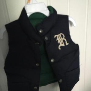 Polo Ralph Lauren  Other - Brand New Polo Ralph Lauren Vest