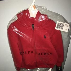 Ralph Lauren Other - Brand new with tags Polo Ralph Lauren hoodie