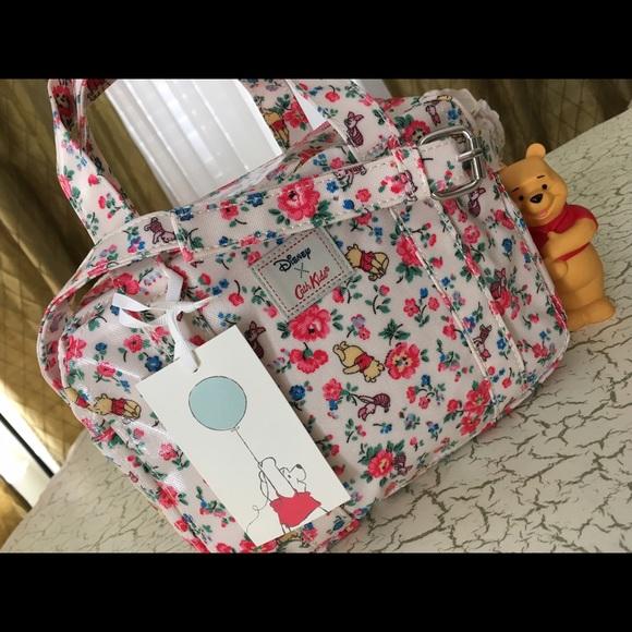 2f66661135 Cath Kidston x Disney Winnie the Pooh Mini Zip Bag