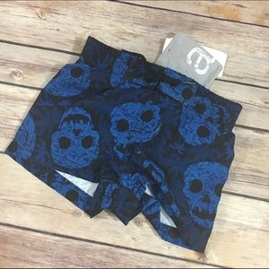 Amy Coe Other - NEW NWT Peace Love Rock Amy Coe Swim Trunks Suit