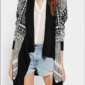 Urban Outfitters Sweaters - Drape Open Cardigan