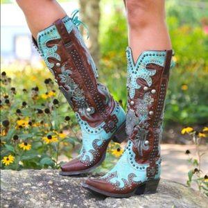 Double D Ranch Handmade Cowboy Boots