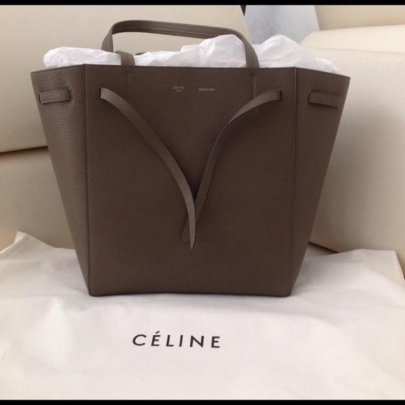 Celine Cabas Phantom Tote Belted 09f751e81fa7a