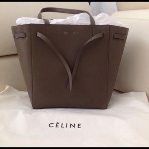 30750f1be9b8 Celine Bags - Celine Cabas Phantom Tote Belted