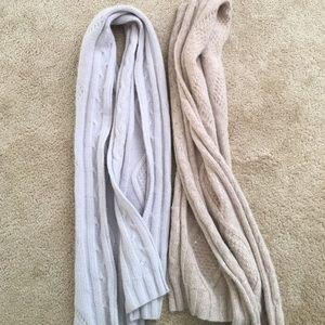 Banana republic scarfs