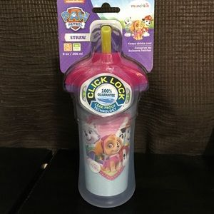 Munchkin Other - Paw Patrol Straw Cup