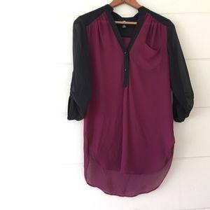 Iz Byer Tops - Iz Byer 3/4 sleeve blouse