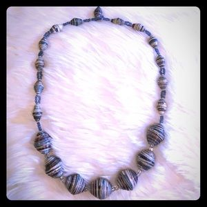 Jewelry - African Upcycled Necklace