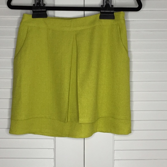 Nasty Gal Skirts - NWT Nasty Gal Folded Mini Skirt With Pockets