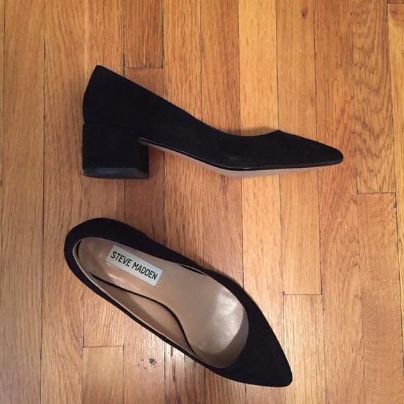 3178763bbc4 steve madden cormac low block heels