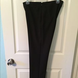 Peck & Peck Collection Black pants size 4