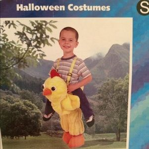 Other - Riding Chick costume Sz Small 2-4yrs