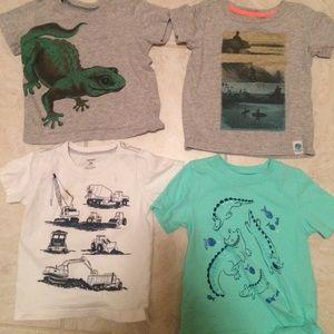 Boys 24 month tee shirts