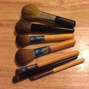 Other - 7 piece makeup brush set.