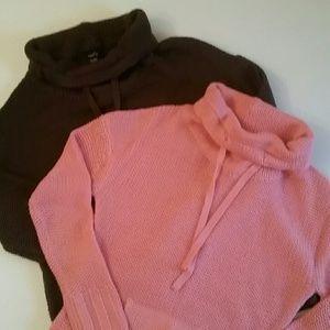 Bundle of Cowlneck Sweaters