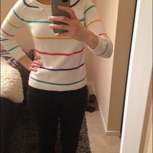 Jack Wills Sweaters - 🌼 Perfect for Spring! Jack Wills Striped Sweater