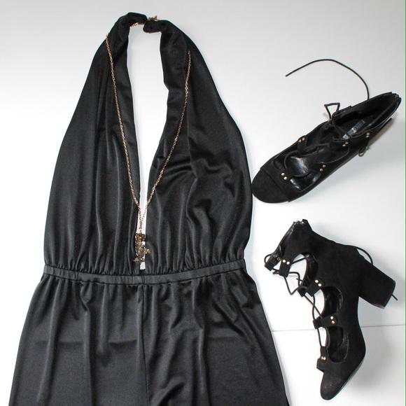 Wonderful Heritage Dresses Amp Skirts  Halston Heritage Silk Strapless Jumpsuit