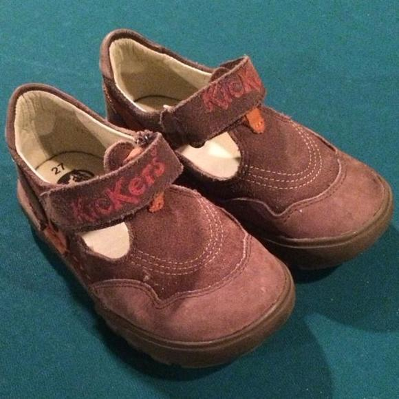 71% off Kickers Other - European Kickers shoes size:10-10.5 from ...