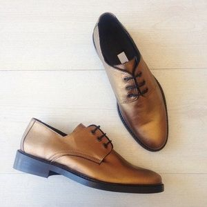 Miista Shoes - Miista - Copper Adelaide Oxford