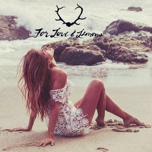 For Love and Lemons Tops - For Love & Lemons Indio Crop Top