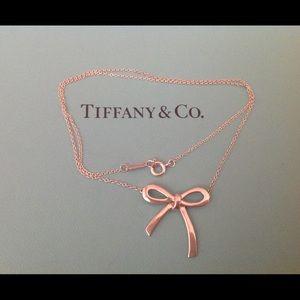 Tiffany & Co. Jewelry - Tiffany & Co. Bow Pendant