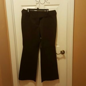 Dark brown BODY by Victoria Secret Pants