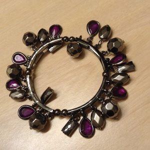 Jewelry - Unique dangly gem bracelet