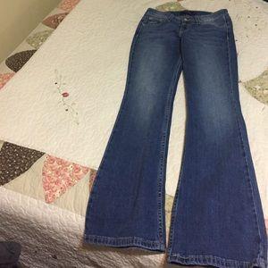 Levi's Denim - Levi's blue jeans
