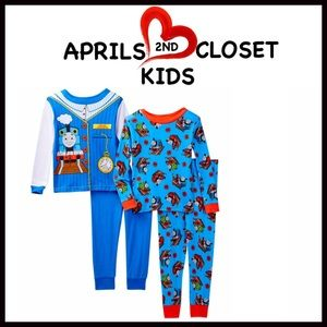 AME Sleepwear Other - ❗1-HOUR SALE❗2 Pairs PAJAMAS SETS Thomas & Friends