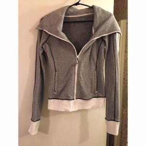 RARE Lululemon Ghost Herringbone Jacket