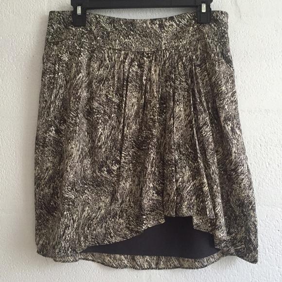 df6ebae3906a97 Club Monaco Dresses & Skirts - Club Monaco Silk Skirt ...