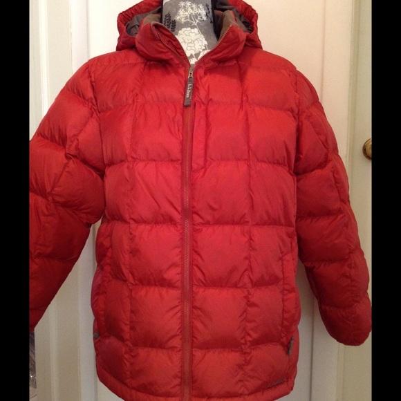 L.L. Bean - L.L. Bean Boys Red Coat from 🌹rozanne&39s closet on