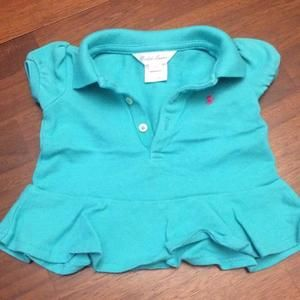 Ralph Lauren Other - Ralph Lauren peplum top.