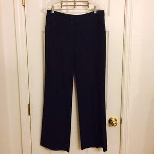Apt. 9 Pants - Navy Blue Dress Pants Apt 9