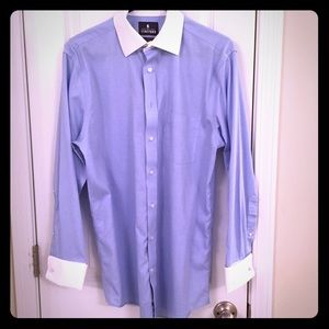 80 off other men 39 s fitted stafford button down shirts for Stafford dress shirts fitted