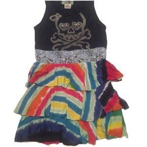 Flowers By Zoe Other - Flowers By Zoe- rainbow skull dress