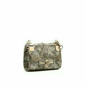 Urban Expressions Handbags - Metallic Clutch
