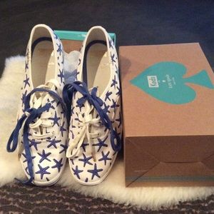 Kate Spade / Keds Starfish Tennis Shoes