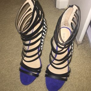 BeBe sandals brand new never been worn