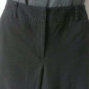 Black Rafaella 4 Pocket Pants Size 10